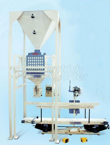 Machine de conditionnement de légumineuses