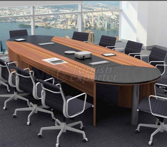 Elipse da Mesa de Reunião
