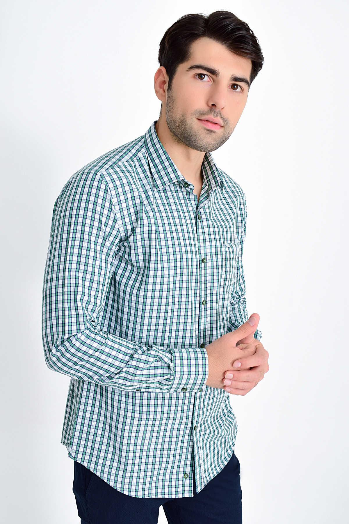 Slim Fit Shirt 16D190000178