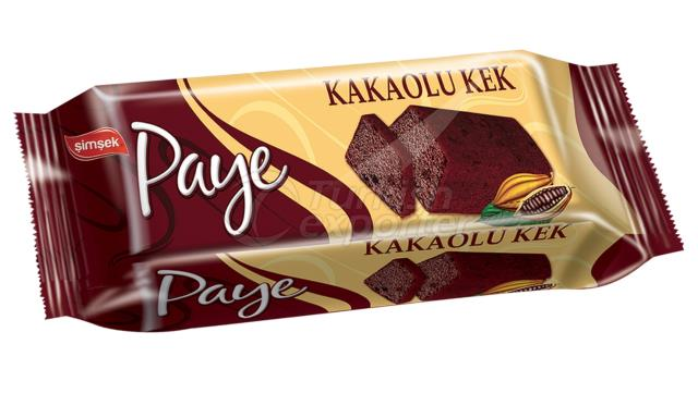 Paye Cake with Full-Cocoa