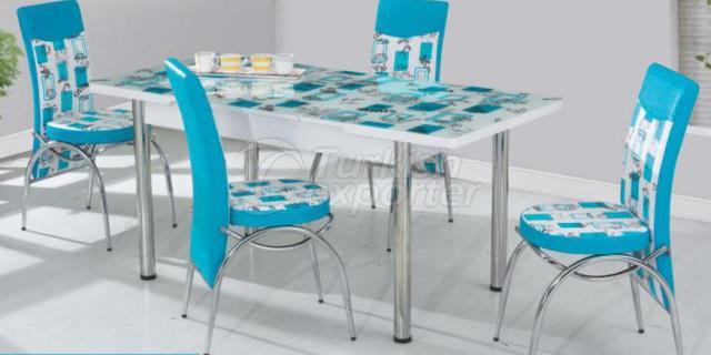 Chaises de table