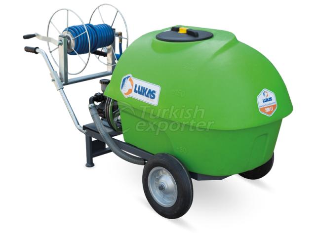 Máquina de pulverizadores LKS-BP-200
