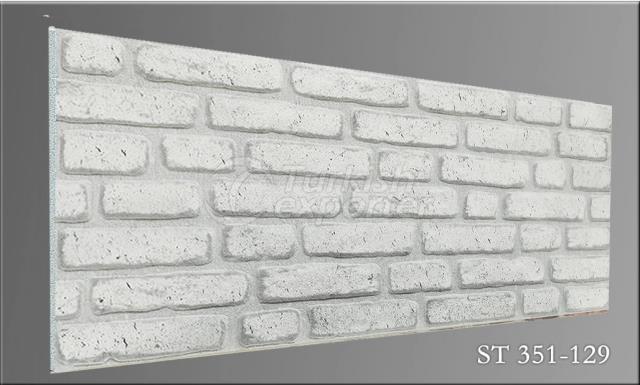 Wall Panel Strotex Brick 351-129