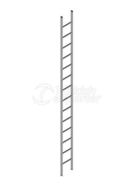 Alüminyum Merdiven Tek Parça