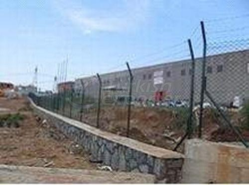Boru Direkli Kafes Tel Çit