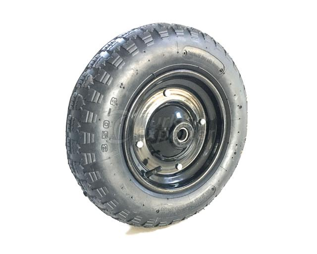Tyre with Bearing