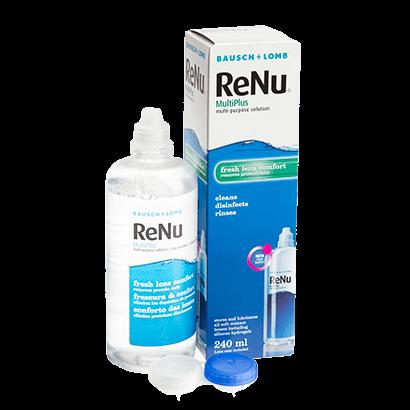 Renu multi-purpose solution