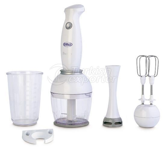 HAND BLENDER with attachments   E 41 HB