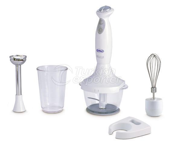 HAND BLENDER with attachments   E 70 HB