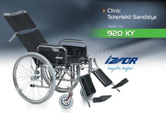 Wheelchair - Clinix