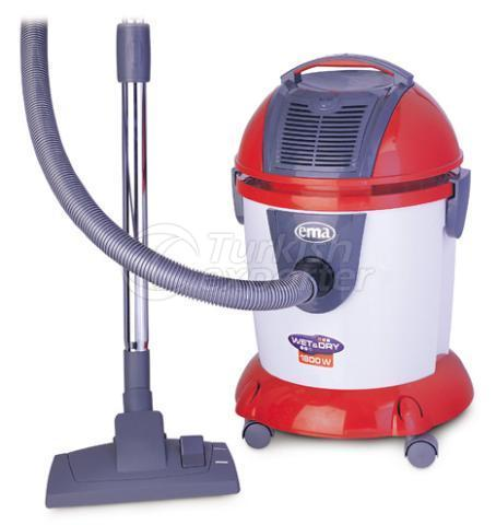 WET & DRY VACUUM CLEANER with Blower Function E 3000 VC