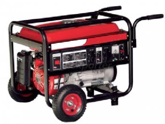 Gerador de gasolina