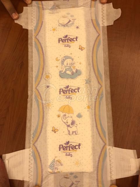 Perfect Tekstil Yüzey Bebek Bezi