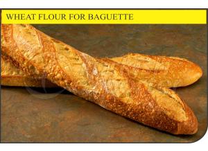 Wheat Flour for Baguette