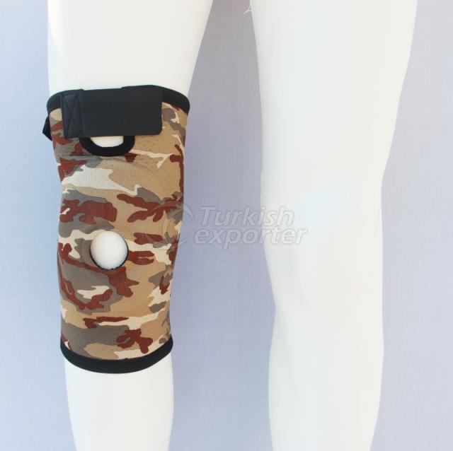 Orthèse de genou soutenue par patella ARK2101