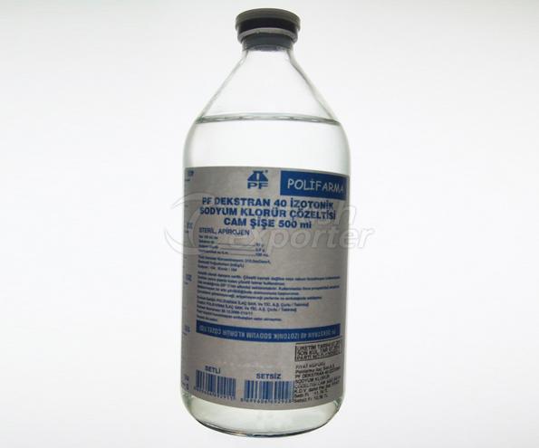 PF 40 Dekstran İzotonik NaCl 500ml