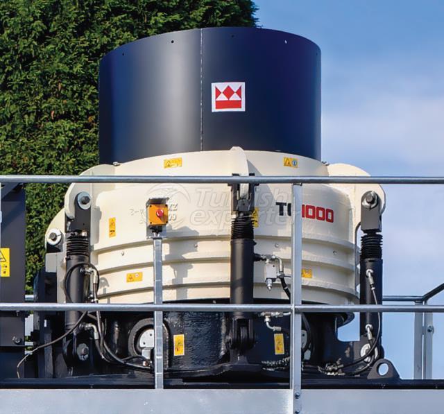 Terex TC 1000 Cone Crusher