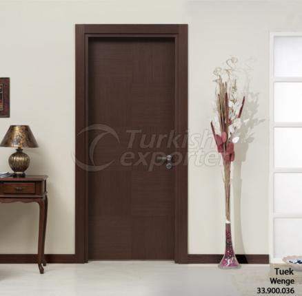 Porte en bois Tuek