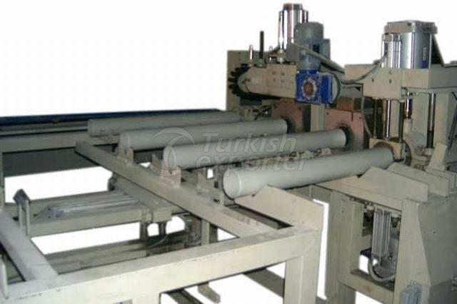 Automatic Belling Machines For PVC Building And Sewerage Pipes
