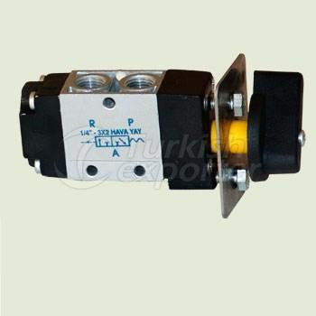 Graded Axle Lifting Switch- 02 700 0