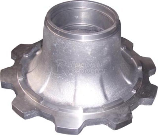 автозапчасти выплавка металла литье