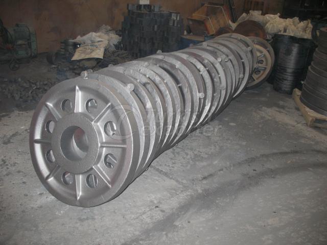 GS42CrMo4 - Steel Casting Gear