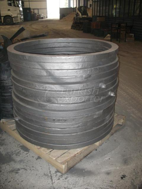 GS52 - Steel Casting Ring