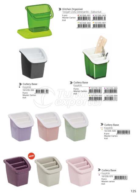 Kitchen Organiser-Cutlery Base