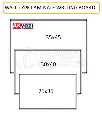 WALL TYPE WRITINGBOARD