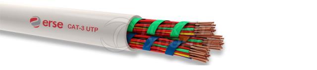 Veri İletişim Kabloları CAT-3 UTP