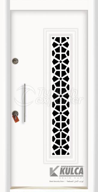 Z-9065 Exclusive Steel Door