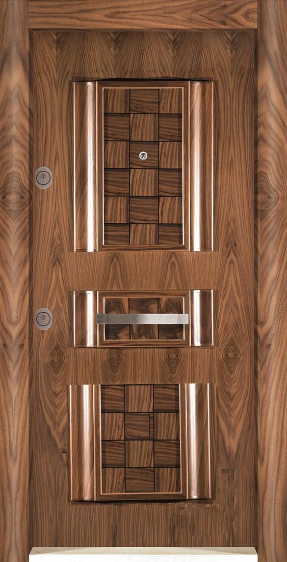 natural covering door