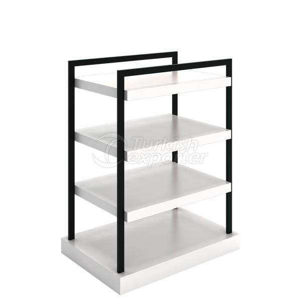 Soporte intermedio KLR-401 Glassware
