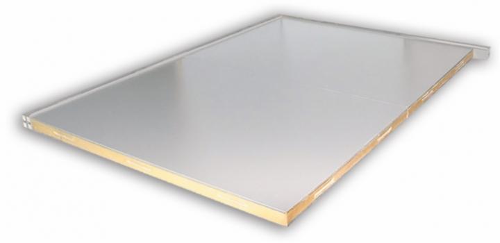 Flat Sandwich Panel