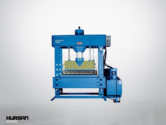 Sheet Metal Forming Presses - 77-280