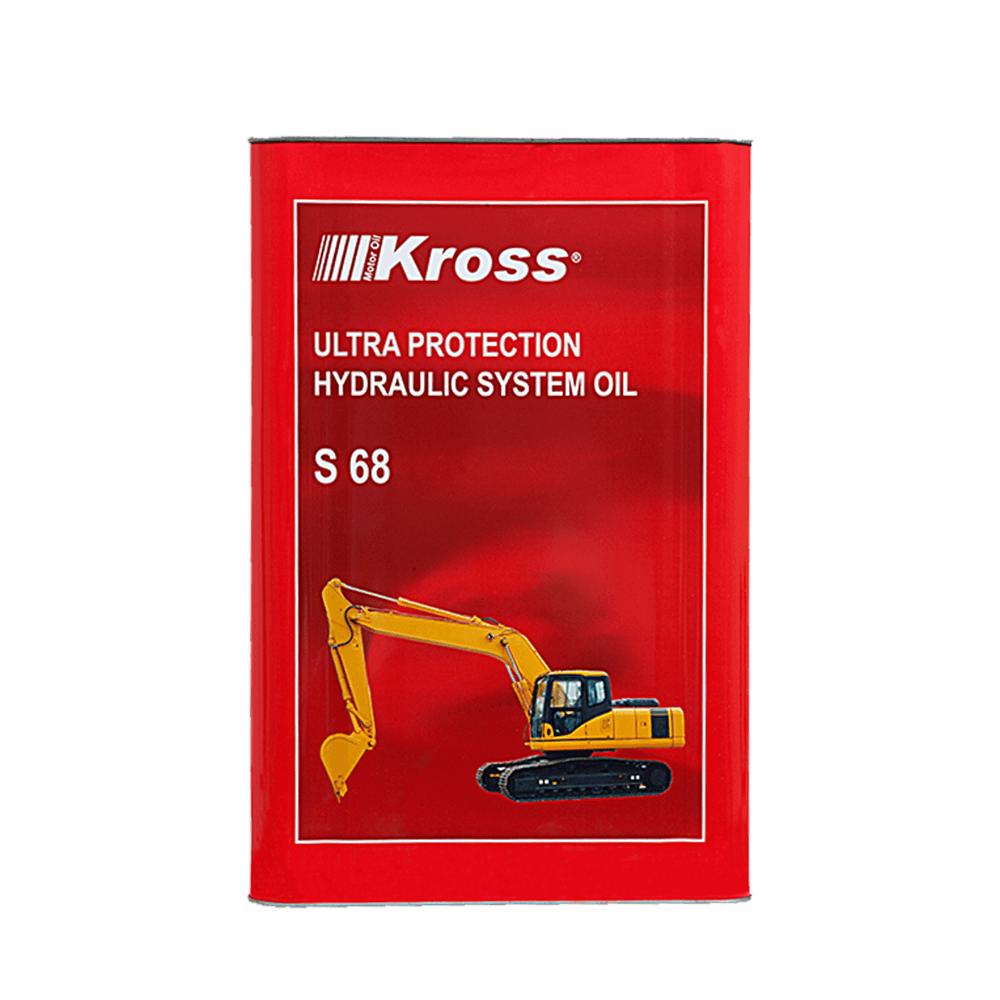 Ultra Protection Hydraulic System Oil - S68