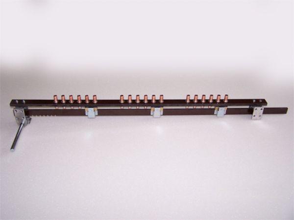 Tap Changers -Delta Diagramme 10-30 kV 120 A