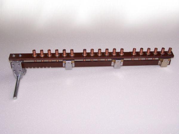 Tap Changers  -Delta Diagram 10-30 kV 120 A