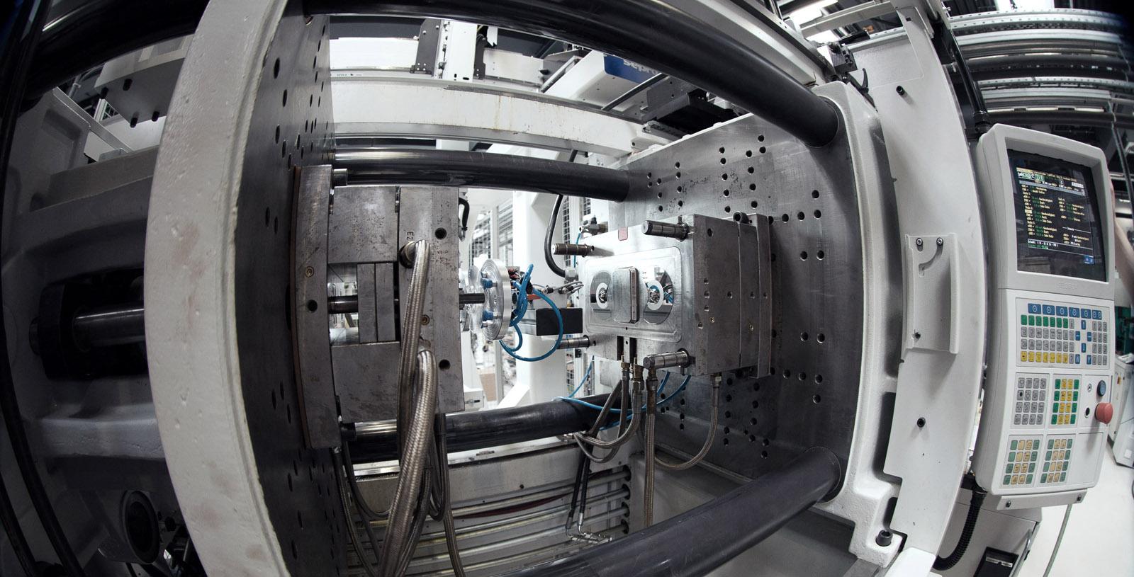 Plastic Manufacturing Unit