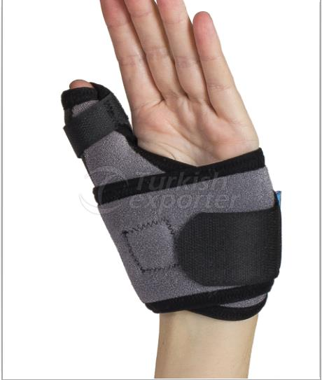 D-4070 Wristband with thumb Support