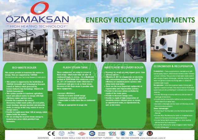 Energy Recovery Products