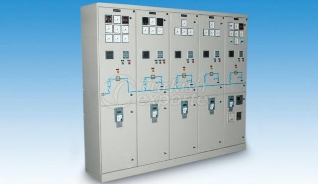 Quiosque - MV-LV Switchgears