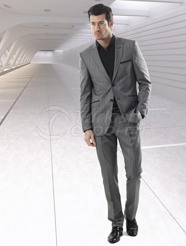 Men's Suit Marengo