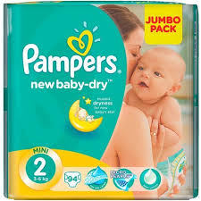 Pampers New Born