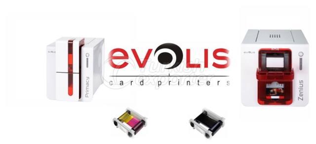 Evolis Printer