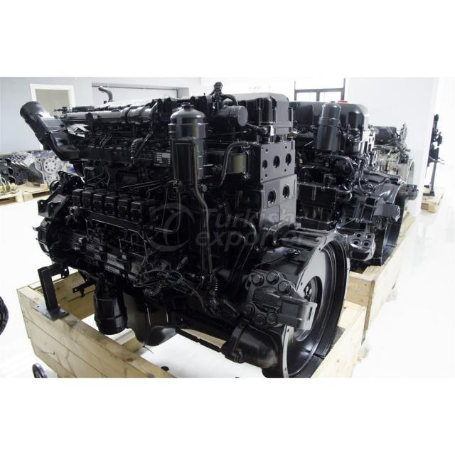 Complete Engines XF95 430