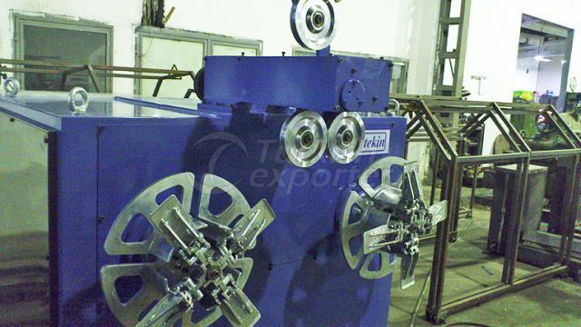 Single Head Coiler