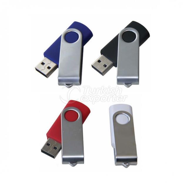 Metal USB Memory (2002)