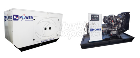 Diesel Generators -KJP50