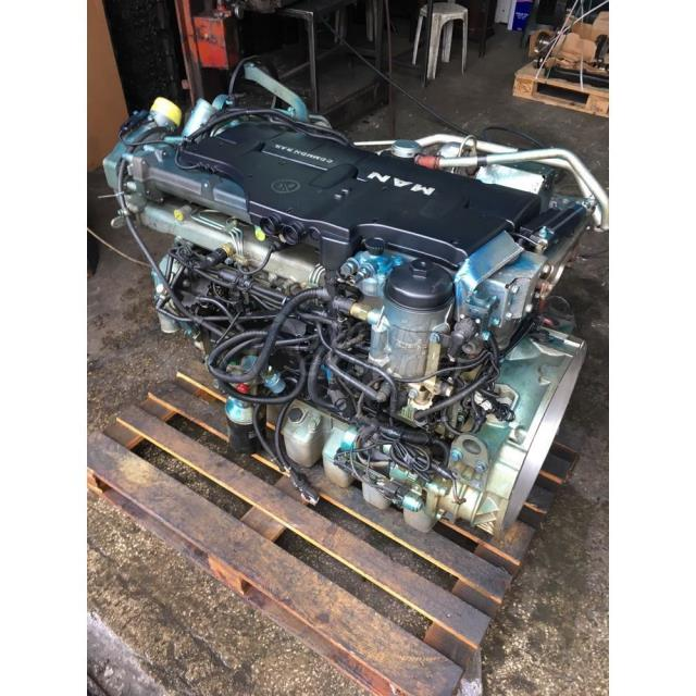 Complete Engines D0836 LOH56